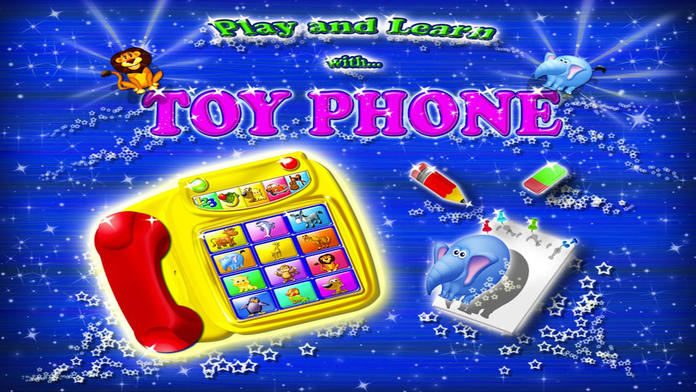 Preschool Toy Phone - 10 in 1 Activity Center for Toddlers HD - iPhone Mobile Analytics and App Store Data