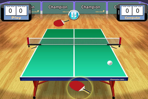 Simple Ping Pong FREE - Twisted Table Tennis