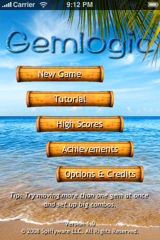 Gemlogic screenshot 1
