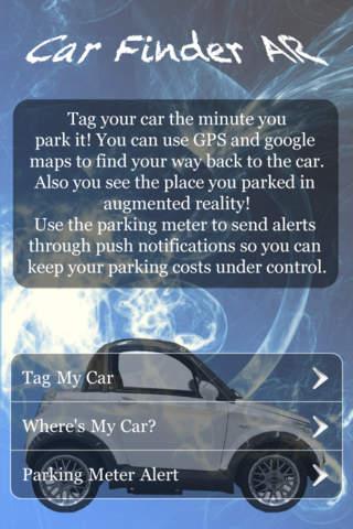 Car Finder AR