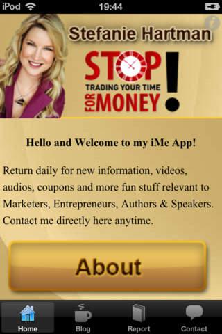 Stefanie Hartman screenshot 1