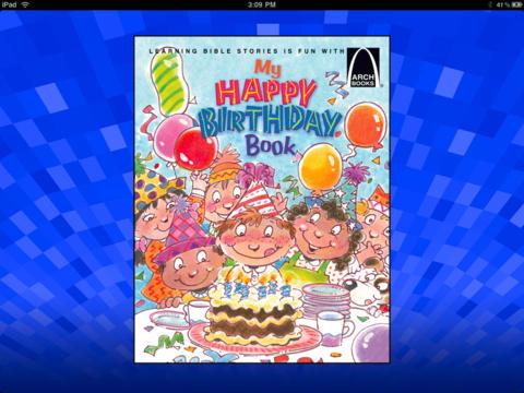 My Happy Birthday Book