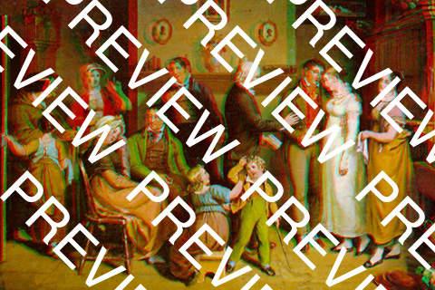 ThroughView04: Country Wedding 1814