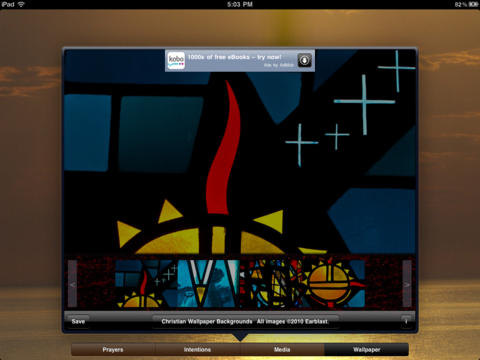 The Lord's Prayer 2 iPad Screenshot 5
