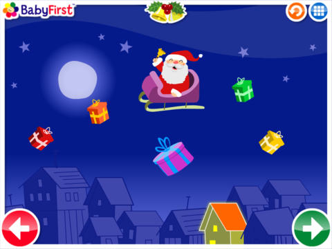 Christmas Activity Book HD - by BabyFirst