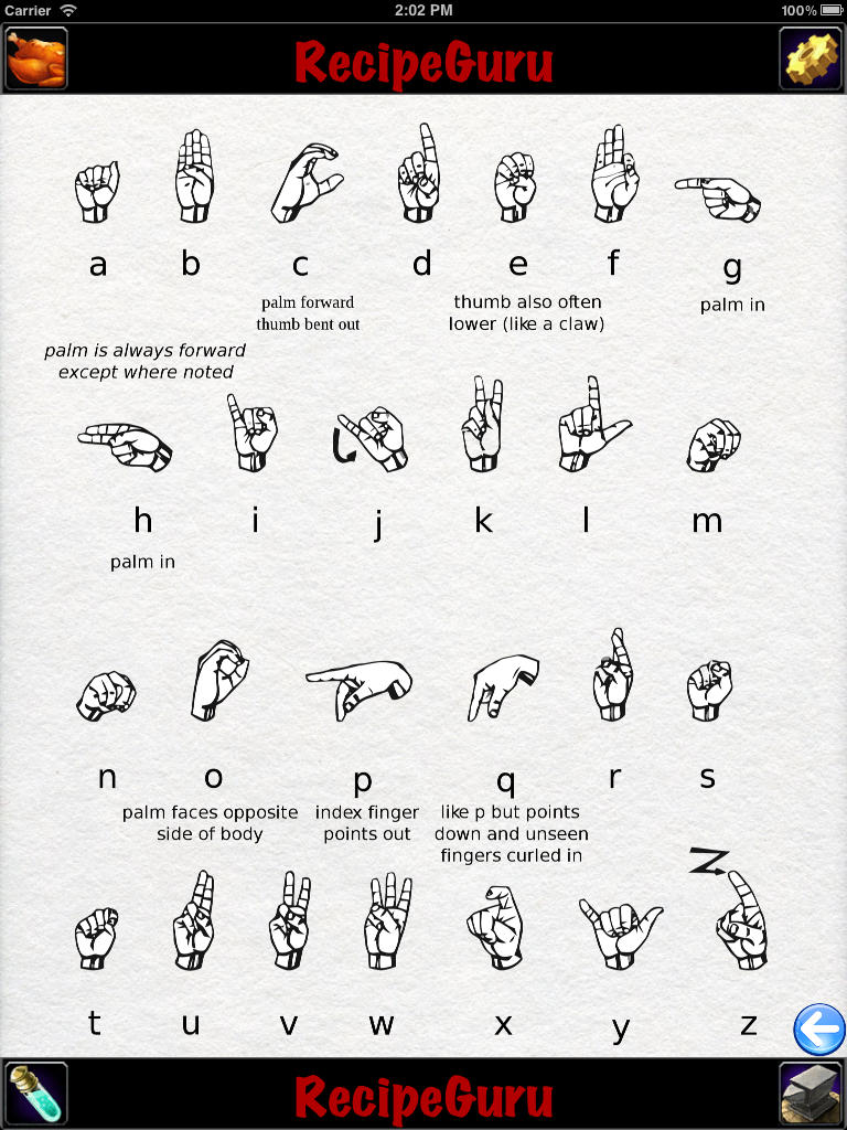 asl sign language games Quotes