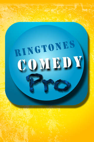 Ringtones Comedy Pro iPhone Screenshot 1