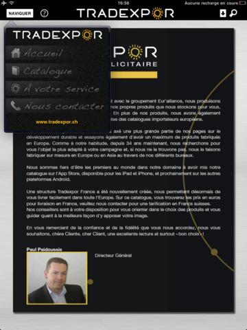 TRADEXPOR - LE CADEAU PUBLICITAIRE - catalogue HD