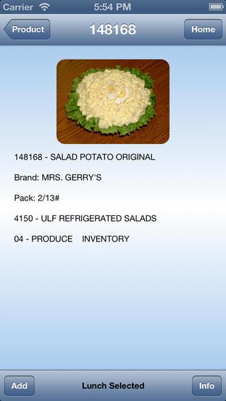 Product Log