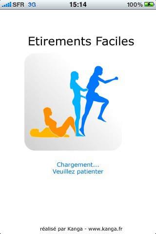 Etirements Faciles Full iPhone Screenshot 4