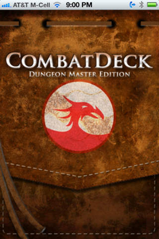 CombatDeck: Dungeon Master Edition