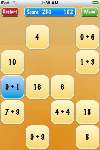 Math Match screenshot 3