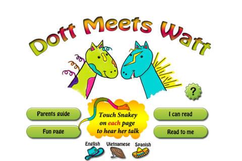 Dott Meets Watt (iPhone edition)
