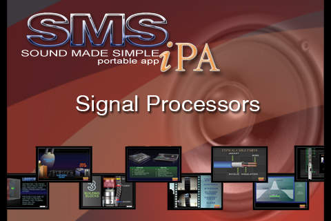 Sound Made Simple iPA - Signal Processors