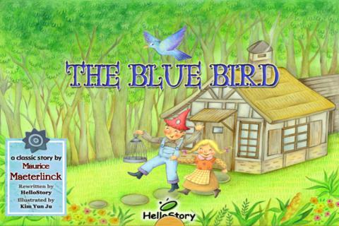 The Blue Bird: HelloStory