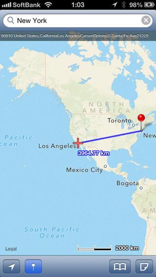 MapScale iPhone Screenshot 3