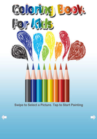 Coloring Book: For Kids