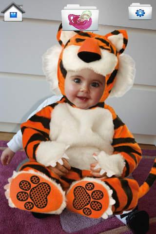 Kids Costumes: Babies screenshot 3