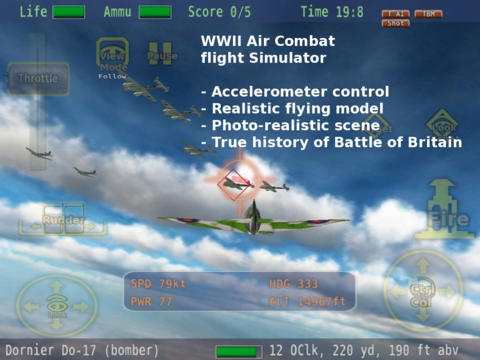 Air Battle of Britain for iPad