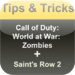 Tips & Tricks for COD World at War Zombies and Saint's Row 2