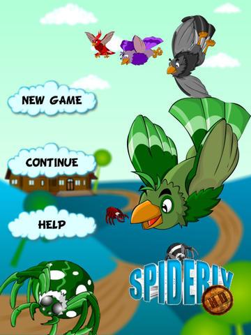 Spiderly HD