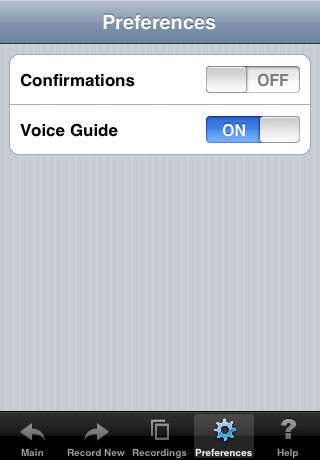 Voice Dial (speech recognition app)