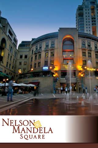 Nelson Mandela Square Application screenshot 1