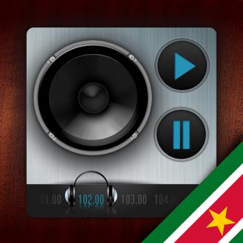 WR Suriname Radio LOGO-APP點子
