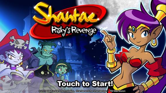 桑塔:危险复仇:Shantae: Risky's Revenge (Full)
