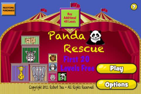Panda Rescue Free