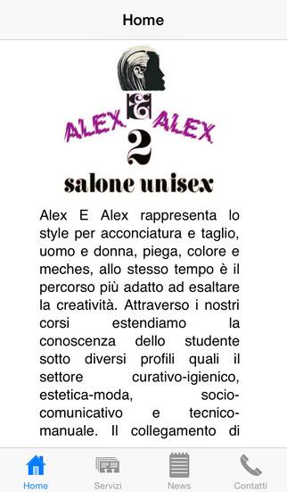 Alex Alex Parrucchieri