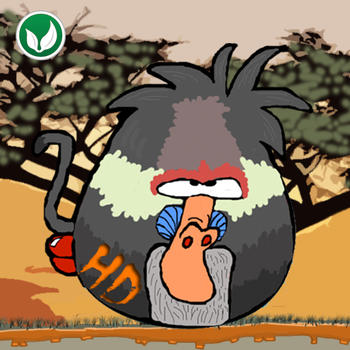 Angry Baboons HD 遊戲 App LOGO-硬是要APP