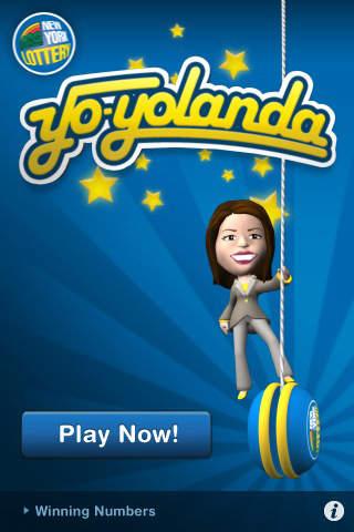 NY Lottery Yo-Yolanda iPhone Screenshot 5