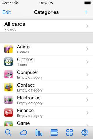 Screenshot of iVault pro - password manager