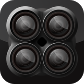 QuadCamera-Multi Shot Cam icon