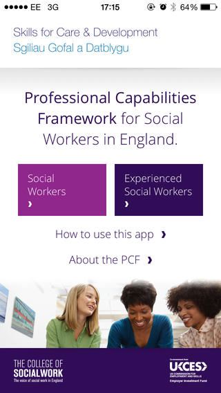 Professional Capabilities Framework PCF