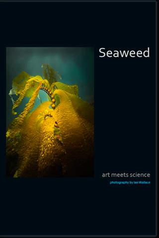 seaweed - Art meets science for Iphone lite iPhone Screenshot 3