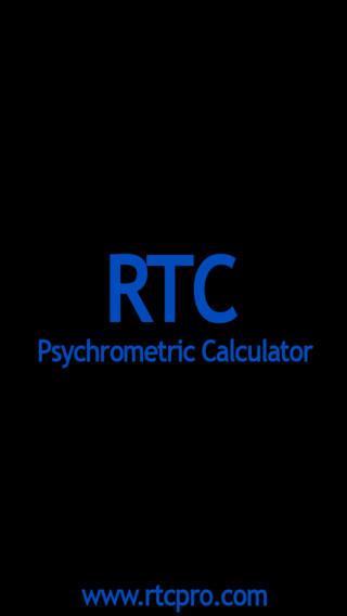 RTCalc Psychrometric Calculator