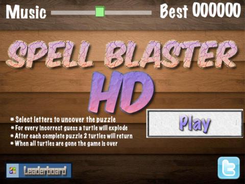 Spell Blaster HD