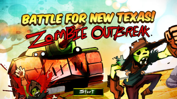 Battle for New Texas - Zombie Outbreak - Full Mobile Edition