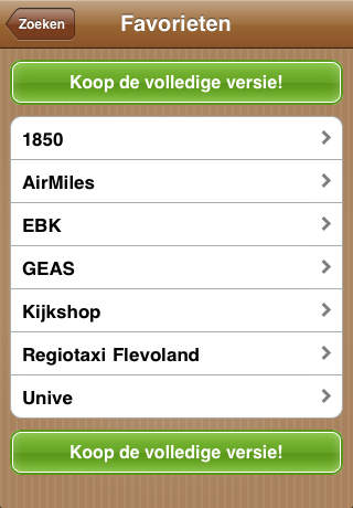 gratis-0900 lite iPhone Screenshot 1