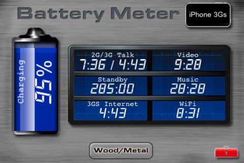 best battery meter app apps. Black Bedroom Furniture Sets. Home Design Ideas