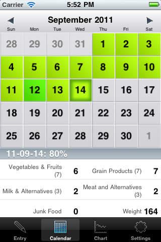 Portions iPhone Screenshot 3