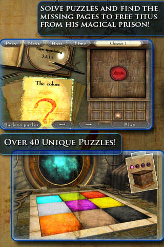 Azada iPhone Screenshot 2