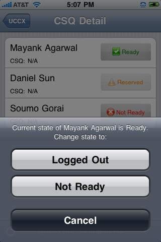 Cisco Mobile Supervisor