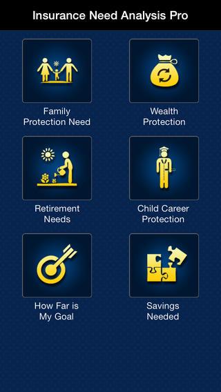 Insurance Need Analysis Pro