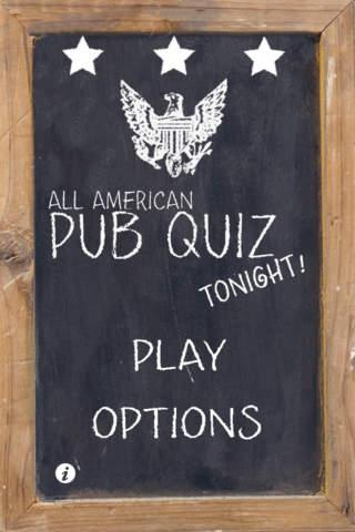 American Pub Quiz