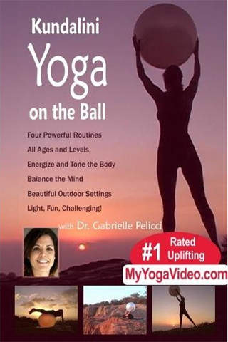 Kundalini Yoga on the Ball-VideoApp-Dr. Gabrielle Pelicci