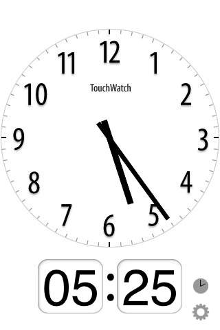 TouchWatch