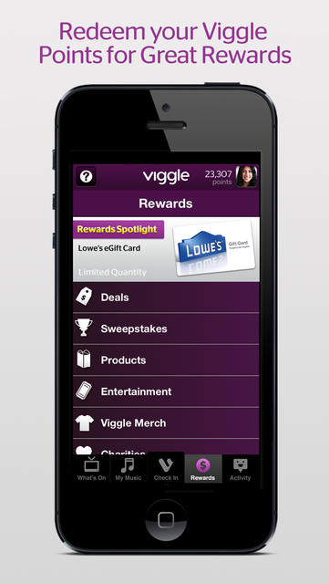 Viggle - iPhone Mobile Analytics and App Store Data